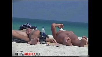 beach bear gay Chained bbw swife forced to sit on big cock