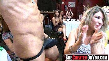 gangbang black underground stripper Casting slap face