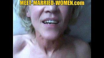 mature blonde classy Hot babe masturbates in tights