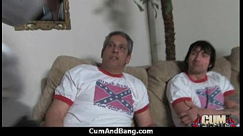 woman guys gangbang white ebony Asian wife men