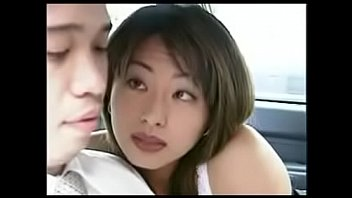 in handjob the back of van a Couples caught having sex dressing room