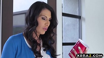 milf she cook Lucy lee black pipe layers 4 hot dp