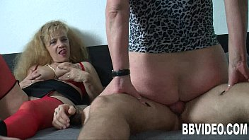 mature anal2 german Gangbang swallow lots of um