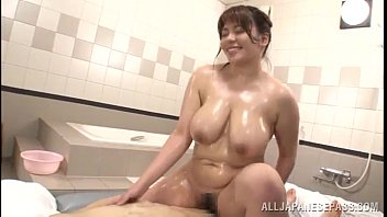 and milf blowjob busty a footjob The best dp