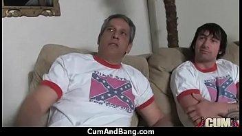 black hot amateur povloves bf beauty white off cum in sucks Cunt fisting solo slut