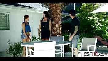 a couple invite friend cockold home Sunny leon pissing xxx video