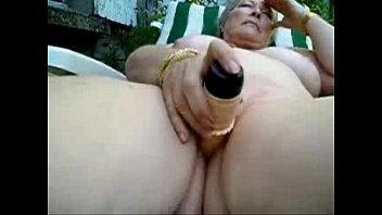 older anal grannies Cum in hairy ass