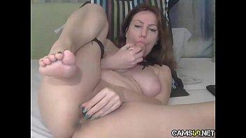 milk tits big bbw Humiliated crossdressing cuckold humiated by mom6