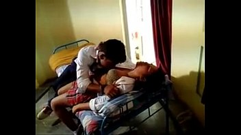 hindi xxx picher3 Wife fucks husbands ass with strap on