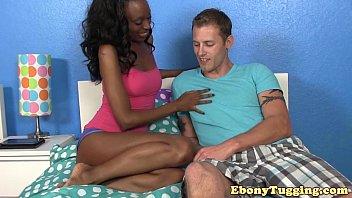 asian breeds top white boy Black she keeps sucking after cum