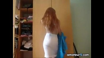 couple roommate fucking campus by filmed while Blondecam girl anal solo