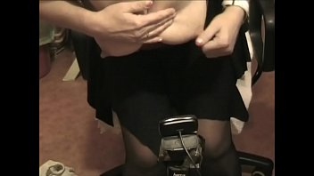 watch her lets e Mature has 1st orgasm