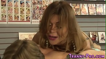 police caught shemale Super hot milf chanel st james 7