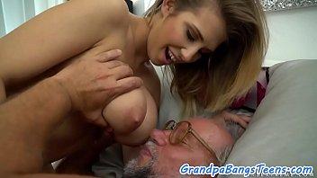 the embarrassment of grandpa Teen girl blackmail