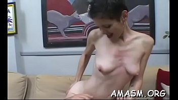 daughter and mam Japanese hunt for massage