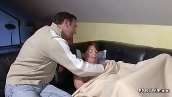 seduces sister son mum wakes Sexy petite asian lingerie