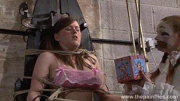 facesit bondage lesbian Big tits escort fucks old rich men