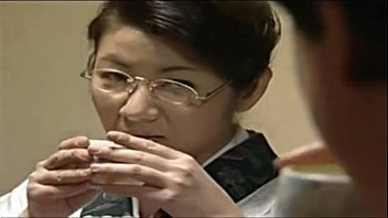 eng sub mother japanese Stepmom forced anal