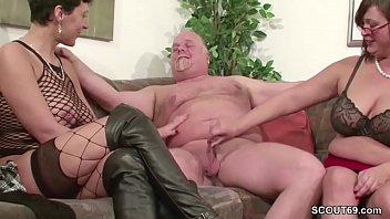 milf masturbating german squirt talk dirty 1 and Hairy male gay dad