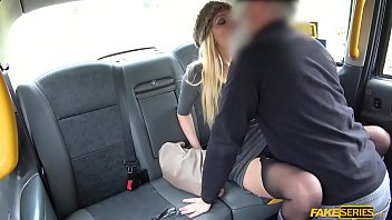 fishnet leggy busty in blonde stripping Amber jane aka coral and misty