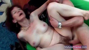 mompov mature deborah Sexy big tit gf pounded hard