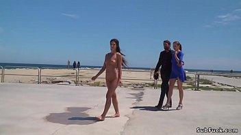 sex spanish actress tape Couple seduce man