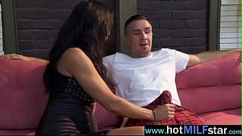 in garb stud natures woman bangs pussy of Granny rides neighbours big cock